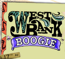 West Bank Boogie title